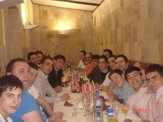 Cena en el Grellada